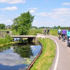 Mooie-fietsroutes-door-de-Meije-en-Plassengebied-van-Reeuwijk-en-Nieuwkoop