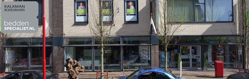 onze winkel, beddenspeciaalzaak in Bodegraven waar slaap- en interieuradvies hand in hand gaan