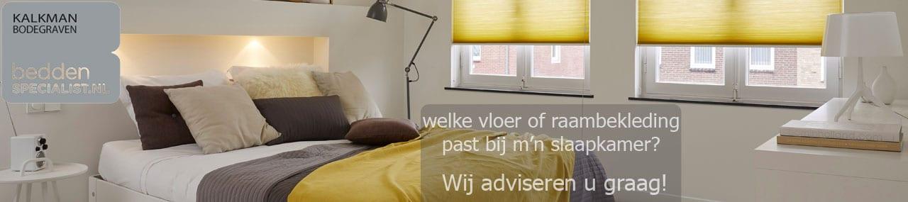 Tapijt op de slaapkamer - Beddenspeciaalzaak.nl