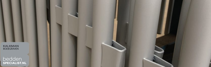 onderschuifbed ruimtebesparend en ideaal voor logés