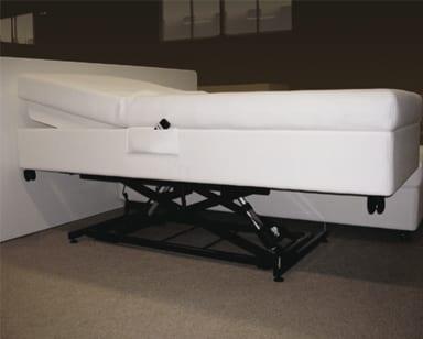 Hoog Laag Bed - Boxspring op carriër
