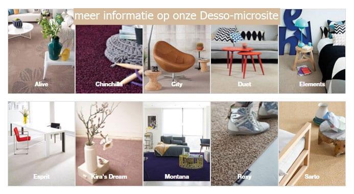 meer informatie over tapijt en vloerkleden vind u