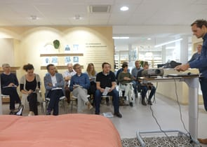 Slaapfysio-Hidde-Hulshof-tijdens-de-presentatie