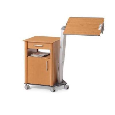 voelker-nachtkastje-model-P941-met-bedtafel